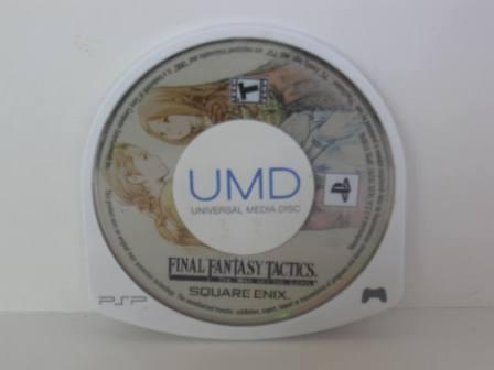 Final Fantasy Tactics: The War of the Lions - PSP Game